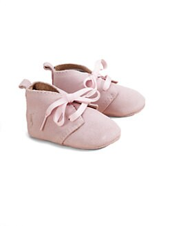 Ralph Lauren - Infant's Suede Booties
