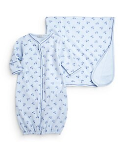 Kissy Kissy - Infant's Roadster Convertible Gown