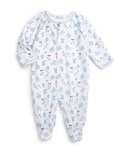 Kissy Kissy - Infant's Yuppy Puppies Playsuit
