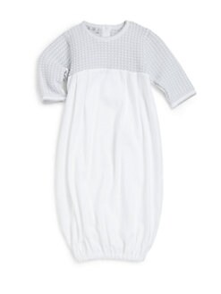 Kissy Kissy - Infant's Harmony Knit Gown