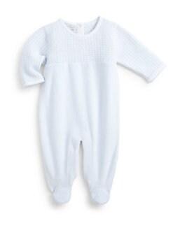 Kissy Kissy - Infant's Harmony Knit Footie