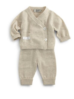 Armani Junior - Infant's Two-Piece Cashmere Sweater & Pants Set