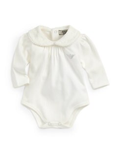 Armani Junior - Infant's Lace Bodysuit