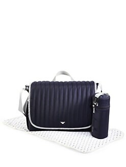 Armani Junior - Nylon Diaper Bag