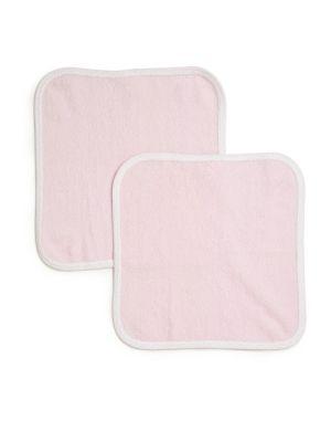 Baby's Two-Piece Washcloth Set
