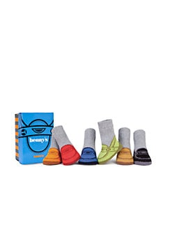 Trumpette - Infant's Benny Loafer Six-Piece Sock Set