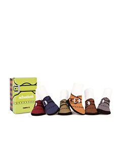 Trumpette - Infant's Sebastian Six-Piece Sock Set
