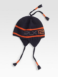 RLX Ralph Lauren - Lambswool Ear-Flap Hat