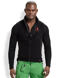 RLX Ralph Lauren - Solid Fleece Vest