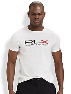 RLX Ralph Lauren - Solid Jersey Cotton Tee