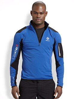 RLX Ralph Lauren - Solid Fleece Pullover