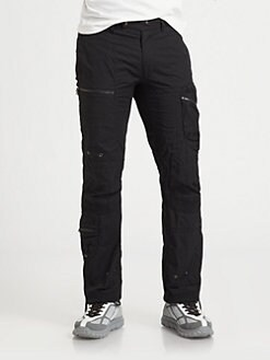 RLX Ralph Lauren - Space Poplin Cargo Pants