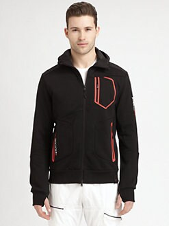 RLX Ralph Lauren - Solid Fleece Hoodie