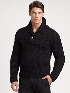 RLX Ralph Lauren - Shawl Collar Sweater