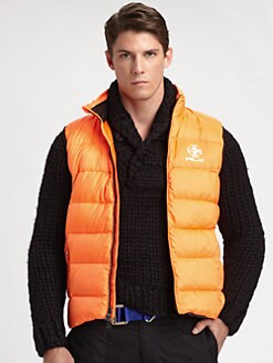 RLX Ralph Lauren - AC Ocean Down Vest