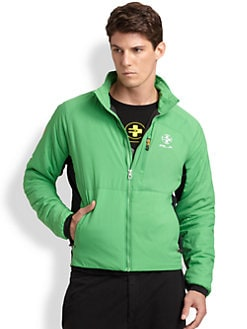 RLX Ralph Lauren - AC Polar Hybrid Zip-Up