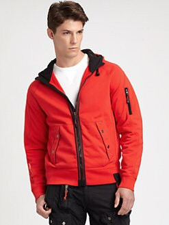 RLX Ralph Lauren - Zip-Up Fleece Hoodie