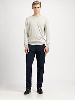 Faconnable - V-Neck Sweater