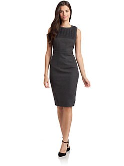 Magaschoni - Cable-Knit Wool-Blend Dress