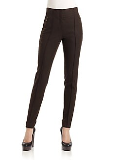 Magaschoni - Wool Skinny Pants