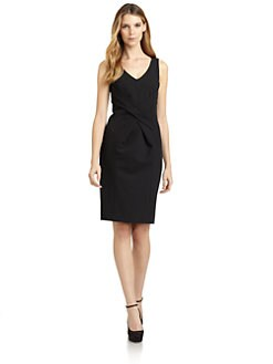 Magaschoni - Cinched Waist Dress