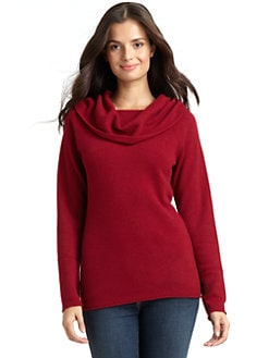 Magaschoni - Cashmere Marilyn Cowlneck Sweater