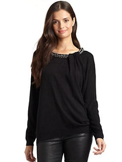 Magaschoni - Embellished Sweater