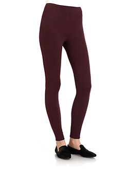 Magaschoni - Silk Blend Knit Leggings