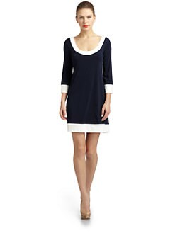 ABS - Abstract Jersey Dress