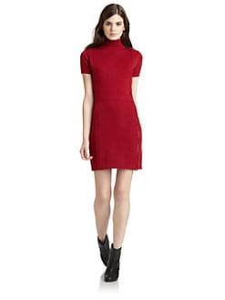 525 america - Zippered Sweater Dress