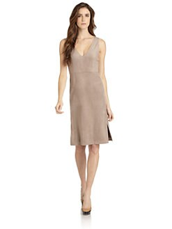 BCBGMAXAZRIA - Mathilde V-Neck Dress