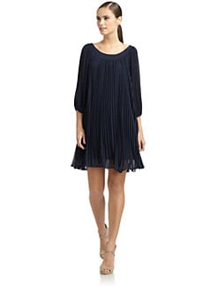 ERIN by Erin Fetherston - Accordion Pleat Dress
