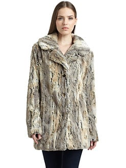 Cullen - Faux Fur Coat