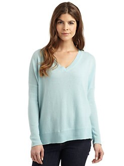Cullen - V-Neck Cashmere Sweater