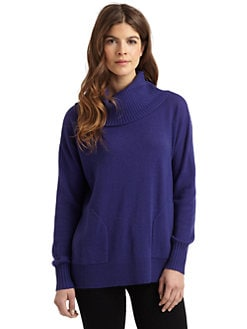 Cullen - Cashmere Pocket Sweater