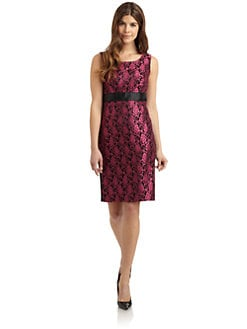 Chetta B - Lace Dress