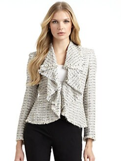 Lafayette 148 New York - Blaine Metallic Boucle Jacket