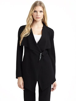 Lafayette 148 New York - Cameron Flap Collar Jacket