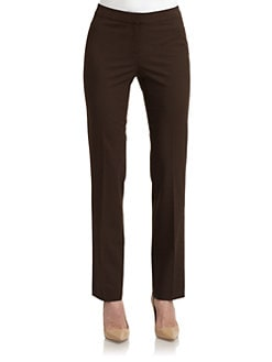 Lafayette 148 New York - Classic Straight Leg Trousers