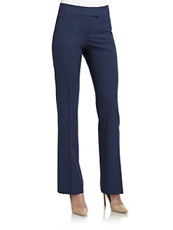 Lafayette 148 New York - Sullivan Wide Leg Trousers