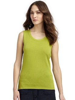 Lafayette 148 New York - Knit Tank Top