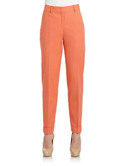 Lafayette 148 New York - Perry Cuffed Trousers
