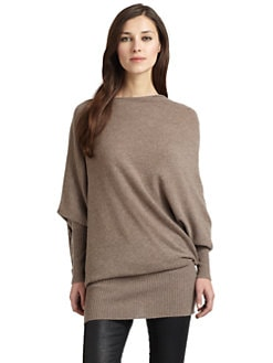Cullen - Off-The-Shoulder Cashmere Sweater