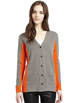 525 america - Colorblock Cardigan