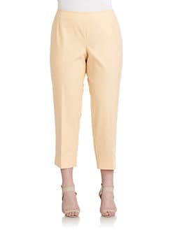 Lafayette 148 New York, Salon Z - Bleeker Straight-Leg Pants