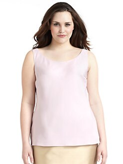 Lafayette 148 New York, Salon Z - Silk Top