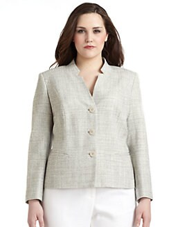 Lafayette 148 New York, Salon Z - Tweed Jacket