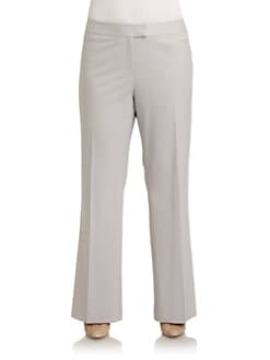 Lafayette 148 New York, Salon Z - Sullivan Wide Leg Trousers