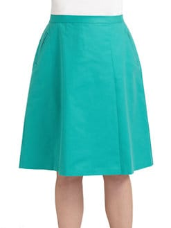 Lafayette 148 New York, Salon Z - Regis A-Line Skirt