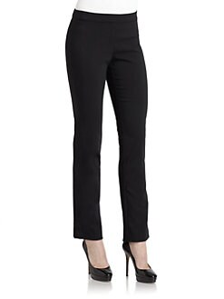 Josie Natori - Batu Side Zip Pants